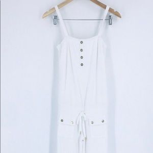 Juicy Couture terry cloth jumpsuit / cover up